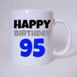 Happy Birthday 95 - Tasse 001