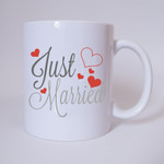 Just Married - Hochzeit - Tasse 001