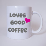 Love Good Coffee - Tasse 001