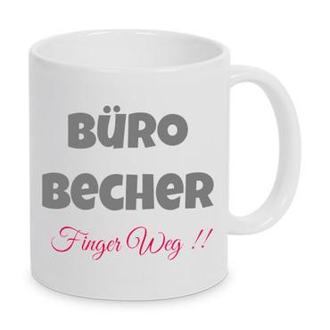 Büro Becher - Tasse - Kaffeebecher