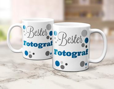 Bester Fotograf - Tasse - Kaffeebecher - Geschenk – Bild 5