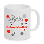 Bester Geburtshelfer - Tasse - Kaffeebecher - Geschenk 001