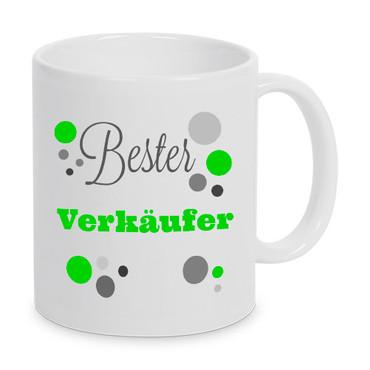 Bester Verkäufer - Tasse - Kaffeebecher - Geschenk