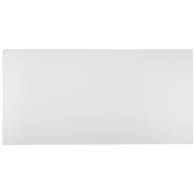 Musterprobe Wandfliese Weiß Matt  – Bild 1