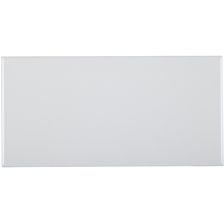 Musterprobe Metrofliese, Perla Glänzend 10x20cm – Bild 1