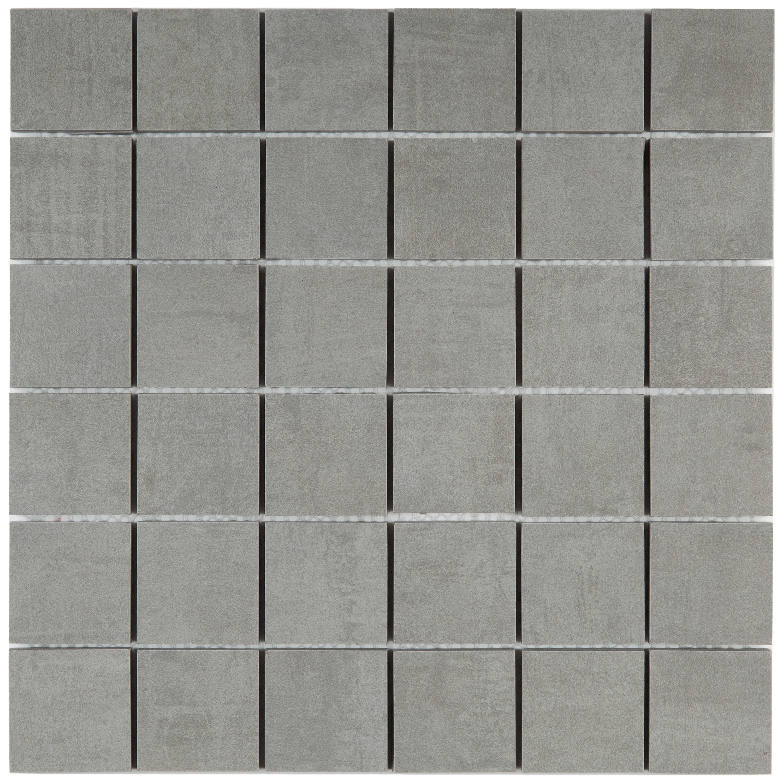 Musterprobe Mosaik Pencil Grey – Bild 1