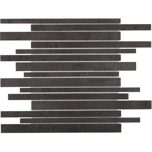 Musterprobe Mosaik Stäbchen Pencil Black