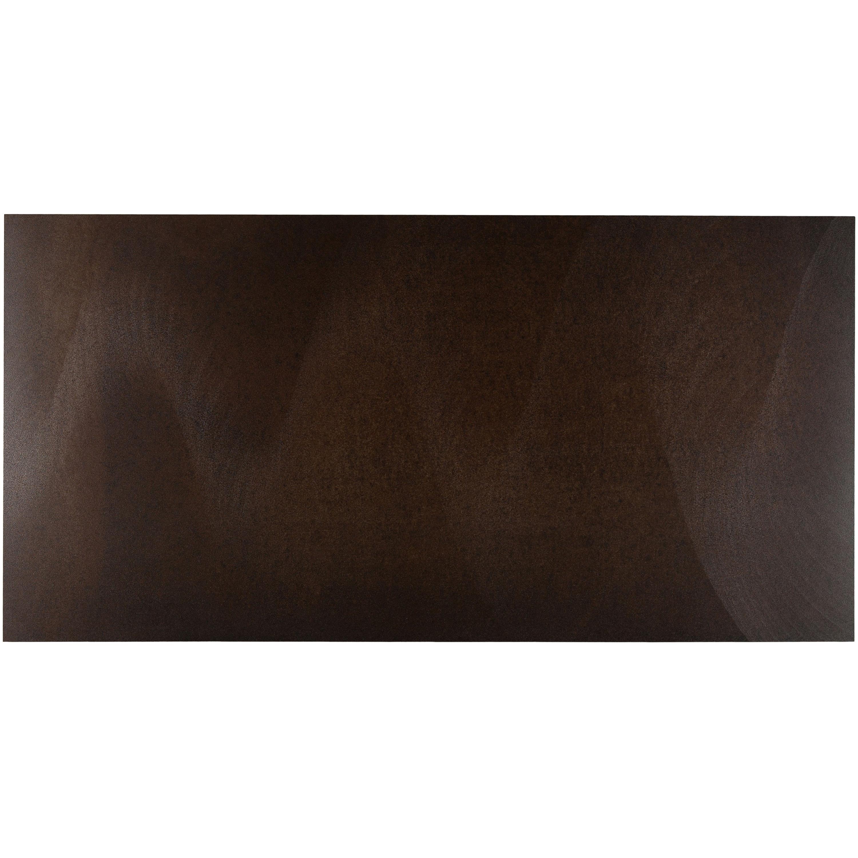 Musterprobe Xplode Copper teilpoliert  – Bild 1
