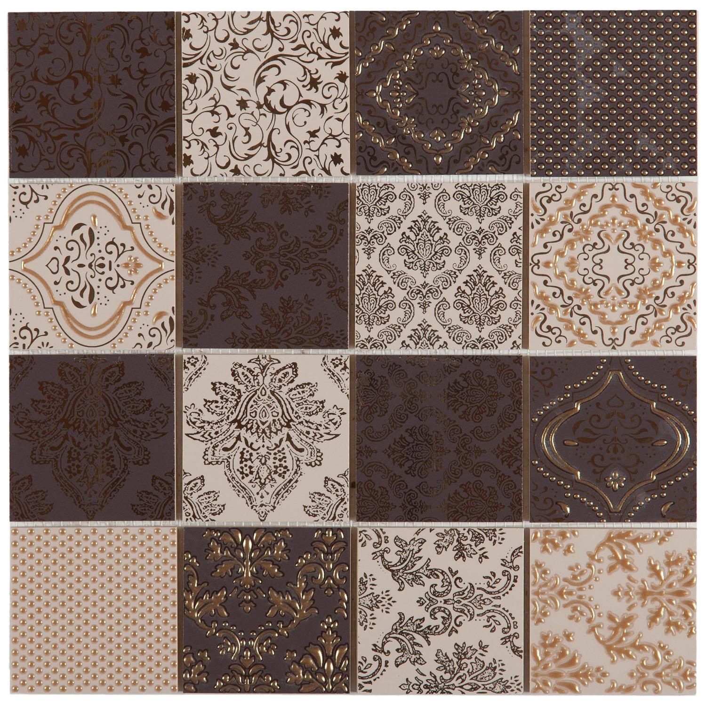 musterprobe maxxi mosaik luxury mix 2 musterfliesen. Black Bedroom Furniture Sets. Home Design Ideas