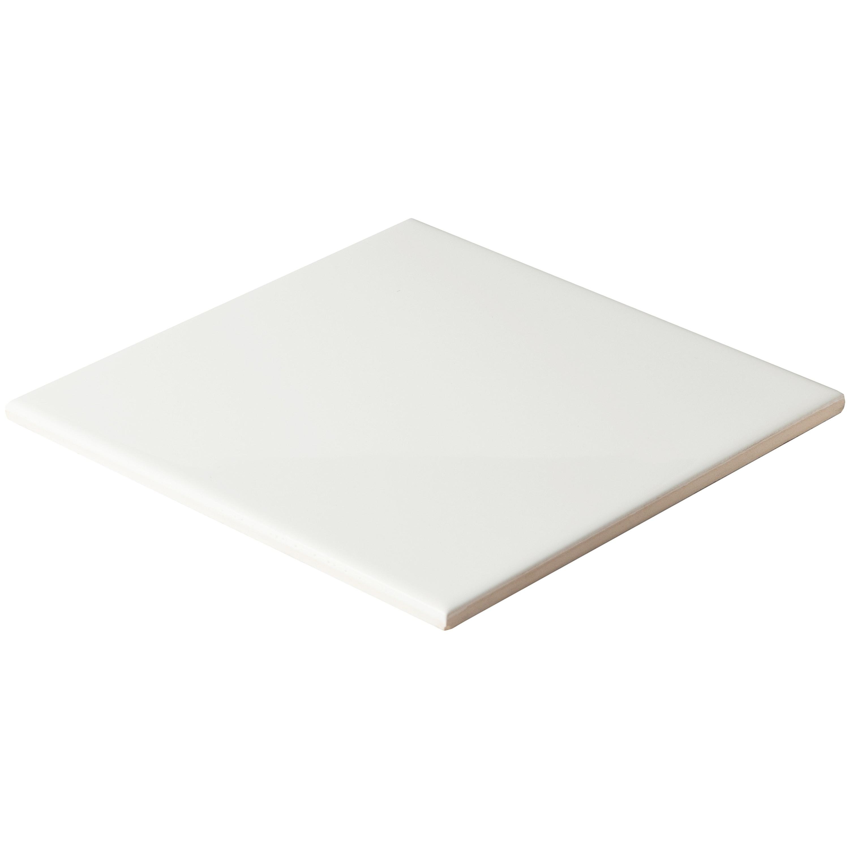 Musterprobe Blanco mate 15x15 cm – Bild 2