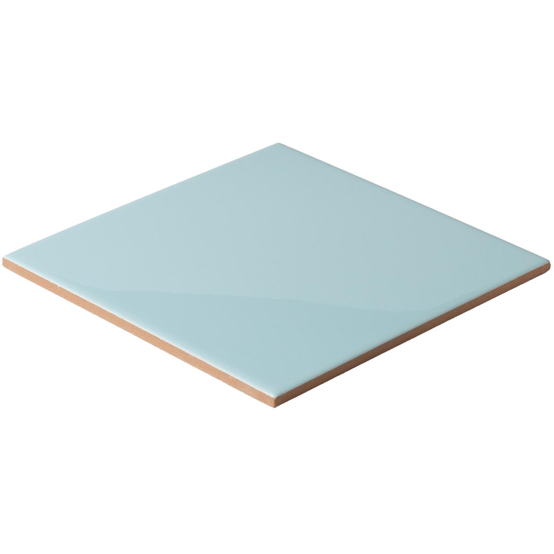 Musterprobe Azul glänzend 15x15 cm– Bild 2