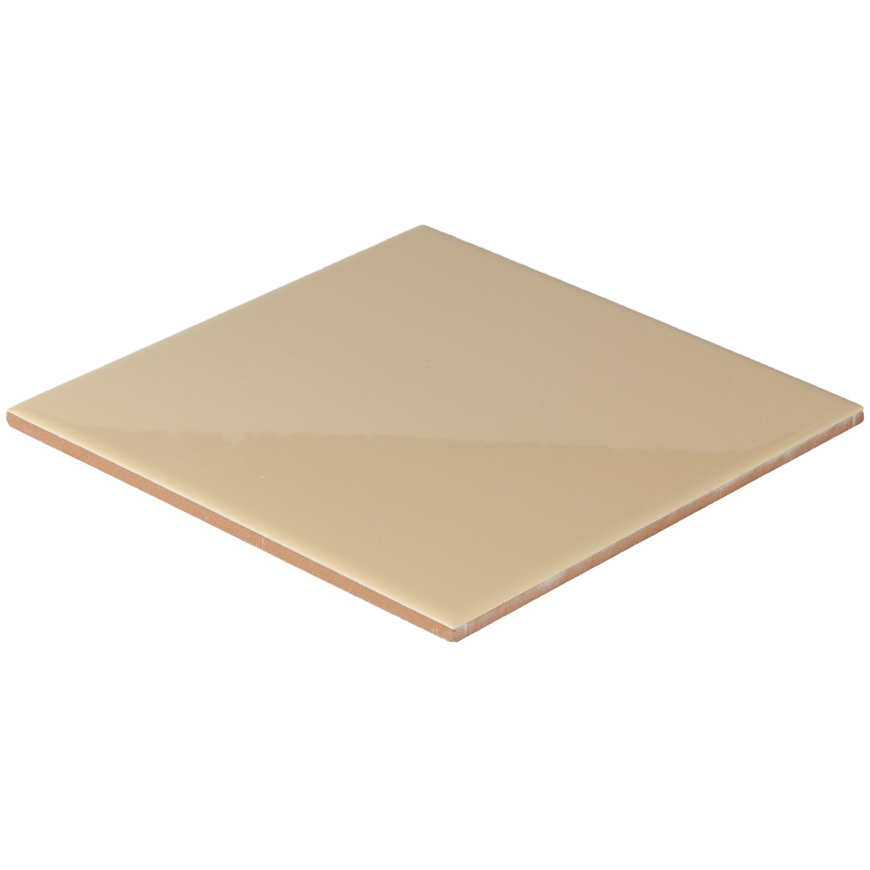 Musterprobe Amarillo glänzend 15x15 cm – Bild 2