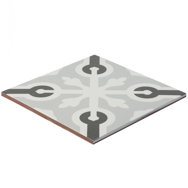 Musterprobe LLAGOSTERA GRIS 20x20 cm – Bild 2
