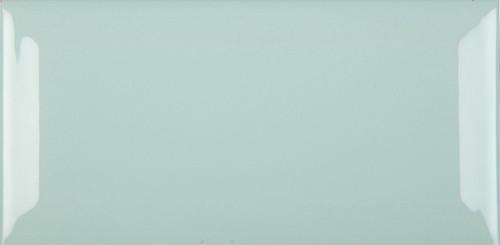 Metrofliese pastellgrün Wandfliese glänzend Subwayfliese 7,5x15cm Küche  Bad Fliese