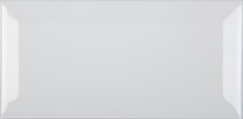Subwayfliese Weiß 7,5 x 15 cm Metro Fliese Küche Bad Wandfliese glänzend– Bild 2
