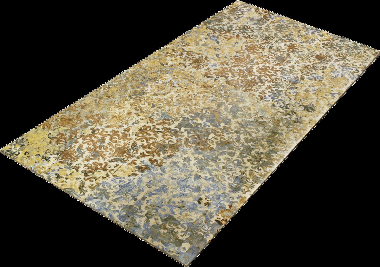 Vintage Bodenfliese Wandfliese Carpet Vestige Natural 50x100cm 16 Muster Willkürlich gemixt– Bild 2