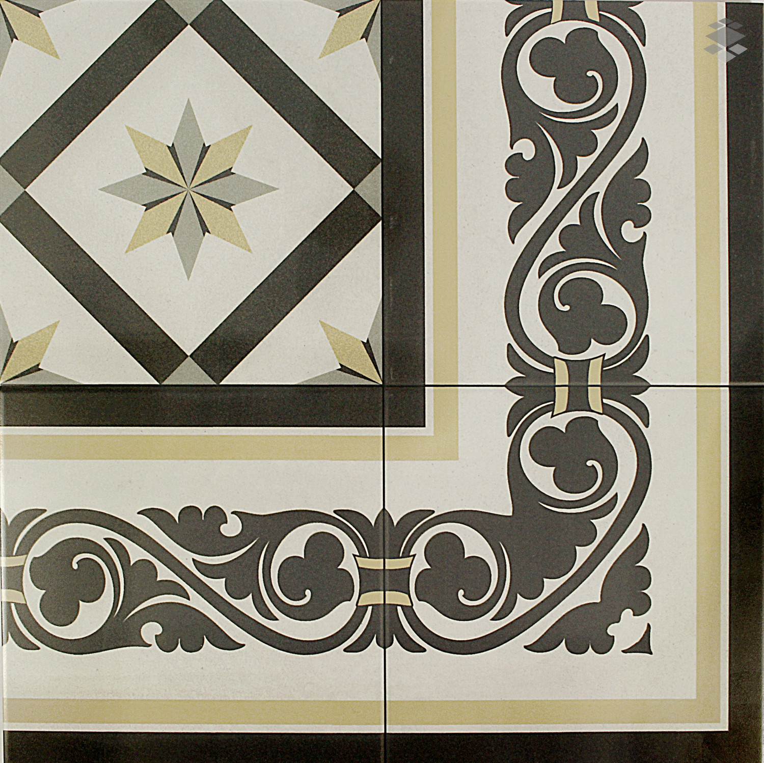 Vintage / Subway • Floor Tiles - 3