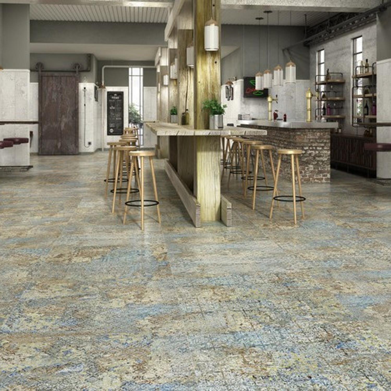 Carpet Vestige natural 16 Muster Willkürlich gemixt