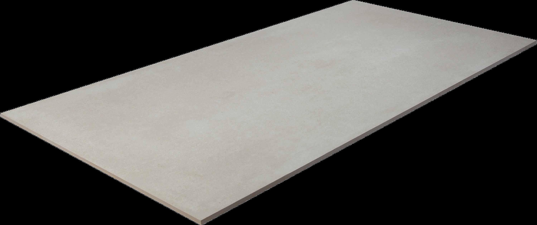 Bodenfliese betonoptik white p 60 x 120 cm 986e0r for Wohnzimmertisch 60 x 120