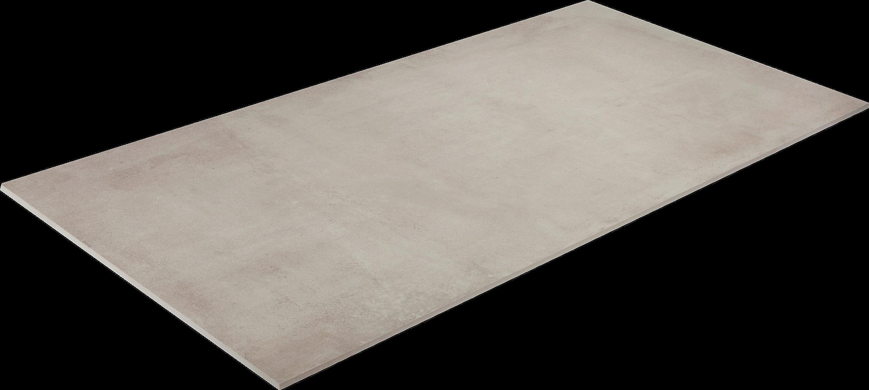 Bodenfliese / Wandfliese Lehmoptik 60 x 120 cm ACUSTICO WHITE  – Bild 3