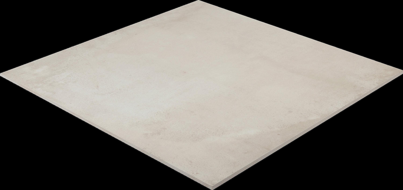 Bodenfliese und Wandfliese Lehmoptik Feinsteinzeug ACUSTICO WHITE 60 x 60 cm – Bild 3