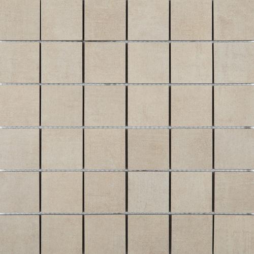 Mosaikfliese Feinsteinzeug Beige Wand Mosaik Pencil Beige 30x30cm