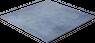 Feinsteinzeug Fliesen Terrakotta Optik Blau Mastri Blu Bodenfliese 33,3x33,3cm  – Bild 2
