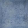 Feinsteinzeug Fliesen Terrakotta Optik Blau Mastri Blu Bodenfliese 33,3x33,3cm  – Bild 1