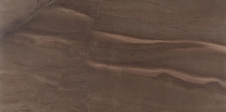 Bodenfliese & Wandfliese Natursteinoptik Braun/Beige 45 x 90 cm Claystone desert naturale – Bild 2