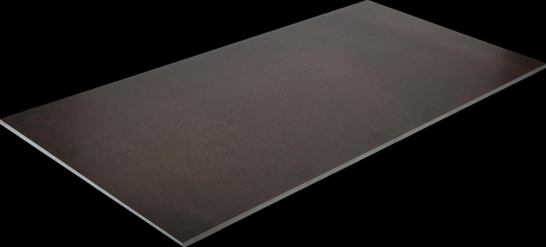 Bodenfliese Metalloptik Xplode Copper teilpoliert 60 x 120 cm – Bild 3