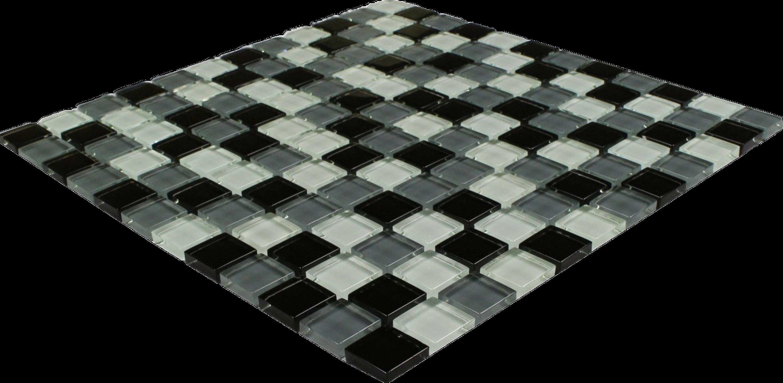 Mosaik schwarz mix – Bild 2