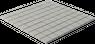 Mosaik Grau Wandfliese Mosaikfliesen Boden Concreta Cemento 29,8x29,8 cm – Bild 2