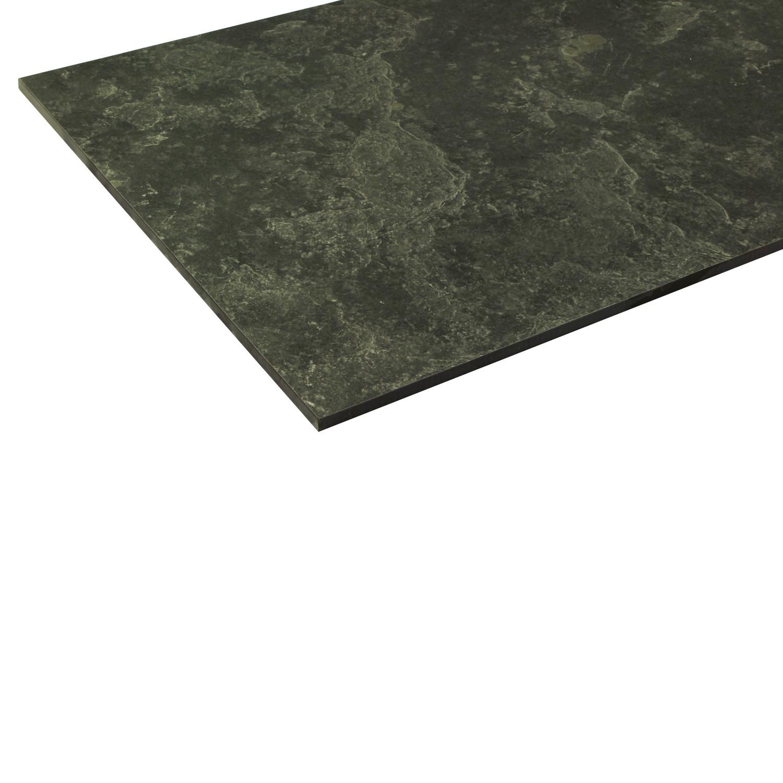 Floor Tile Slate Optical 45 x 90 cm Mystique Black Natural– Bild 4