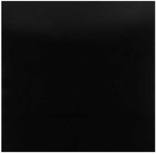 Bodenfliese schwarz glänzend 60 x 60 cm Feinsteinzeug Super Black