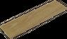 Bodenfliese Holzoptik Parkett Fischgrätenmuster Bark Avana 7,5 x 30 cm – Bild 3