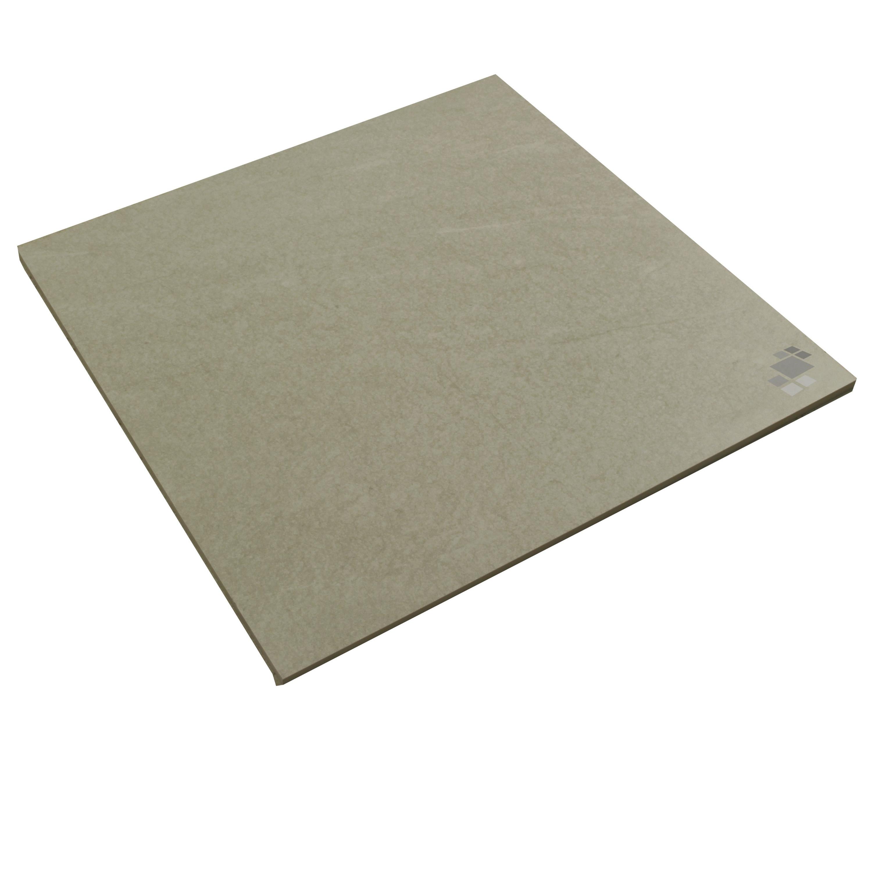Floor Tile Porcelain Stoneware grey 59 x 59 cm Nature Ash – Bild 2