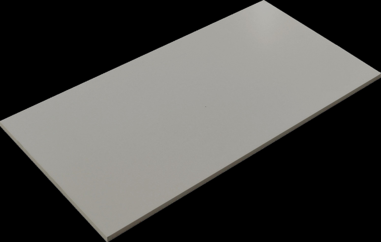 Wandfliese grau matt 30x60 cm Keramikfliese grau matt Fusion Gris mate – Bild 2