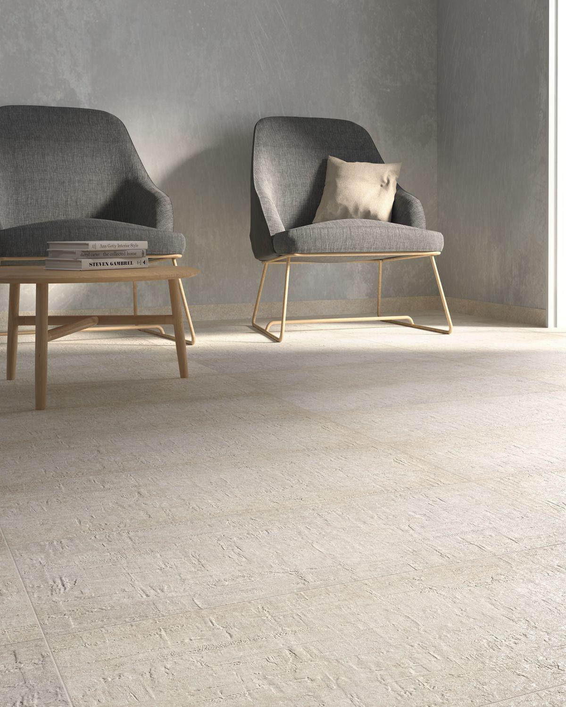 Floor Tile 40 x 80 cm Porcelain Stoneware beige Code Sand