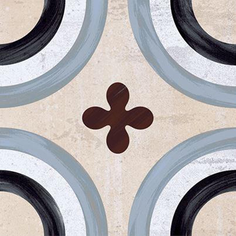Bodenfliese Wandfliese Retro Fliese Cementina Color Mix 20x20 cm – Bild 2