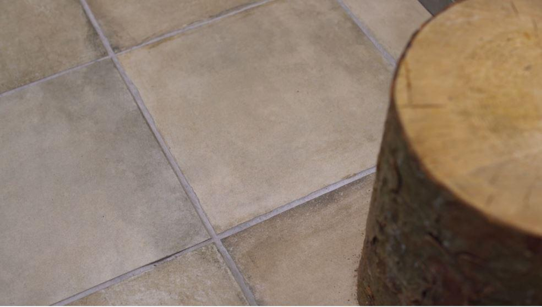 Floor Tile Rustic Country House Granada Blanco 33,3 x 33,3 cm  – Bild 4