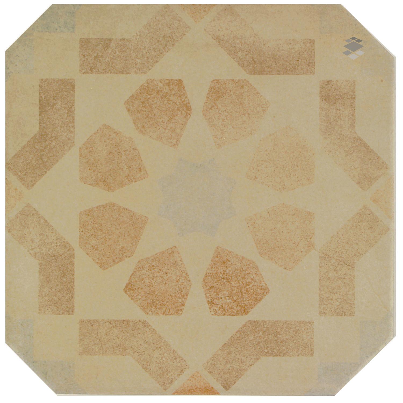 Bodenfliese Achteck cotto Octogono Turgis 20 x20 cm– Bild 2