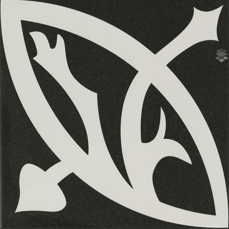 Bodenfliese/Wandfliese Zelie Noir 20x20cm Küche Bad– Bild 2