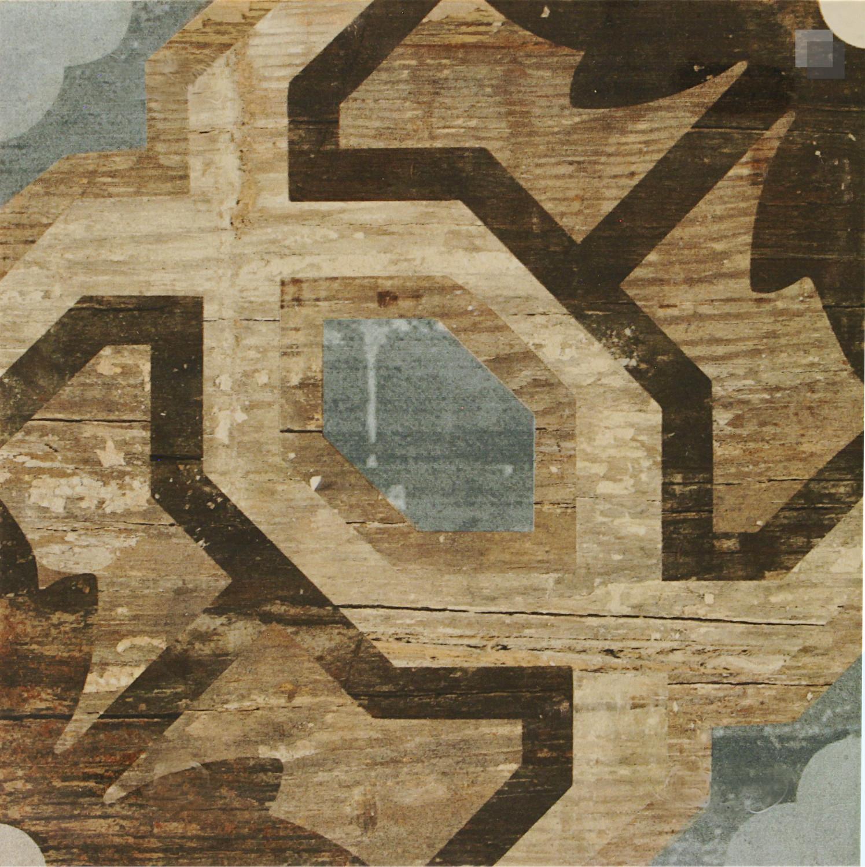 Boden-/Wandfliese Pav Orleans Antikfliese Vintagefliese Retrodesign 20 x 20 cm– Bild 2