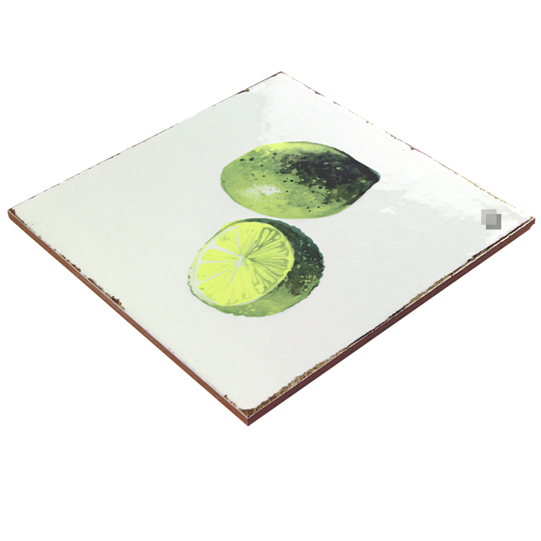 Wandfliese Früchte Mix Küchenfliese Forli fruits decor 1 Set à 4 Stück – Bild 7