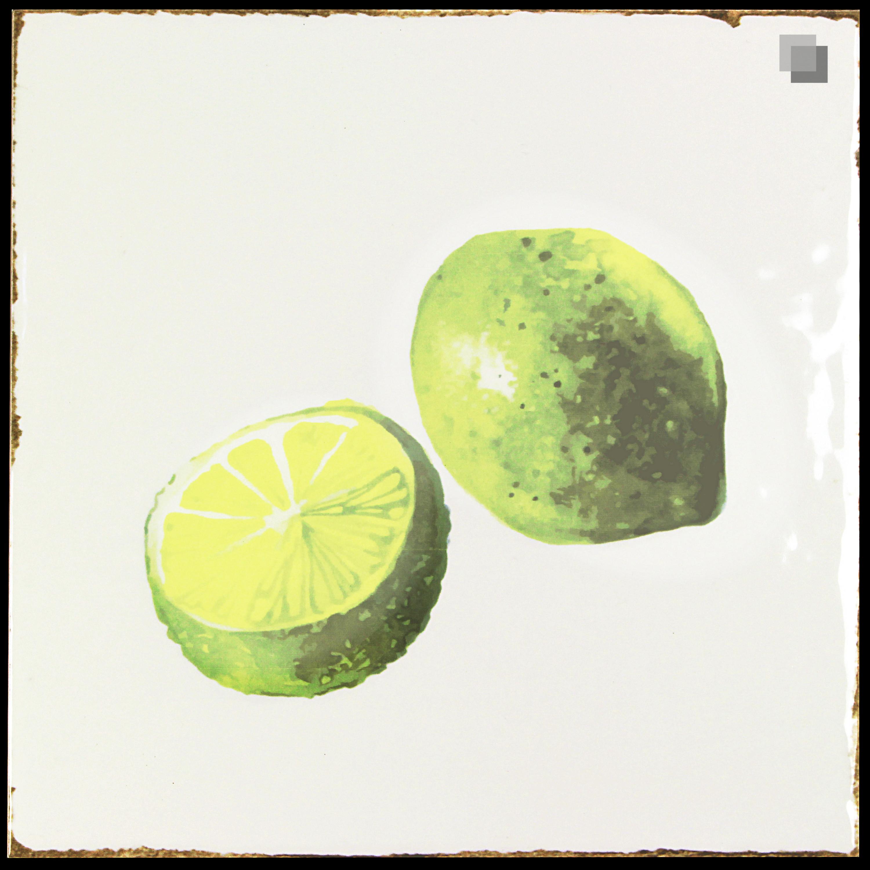 Wandfliese Früchte Mix Küchenfliese Forli fruits decor 1 Set à 4 Stück – Bild 3
