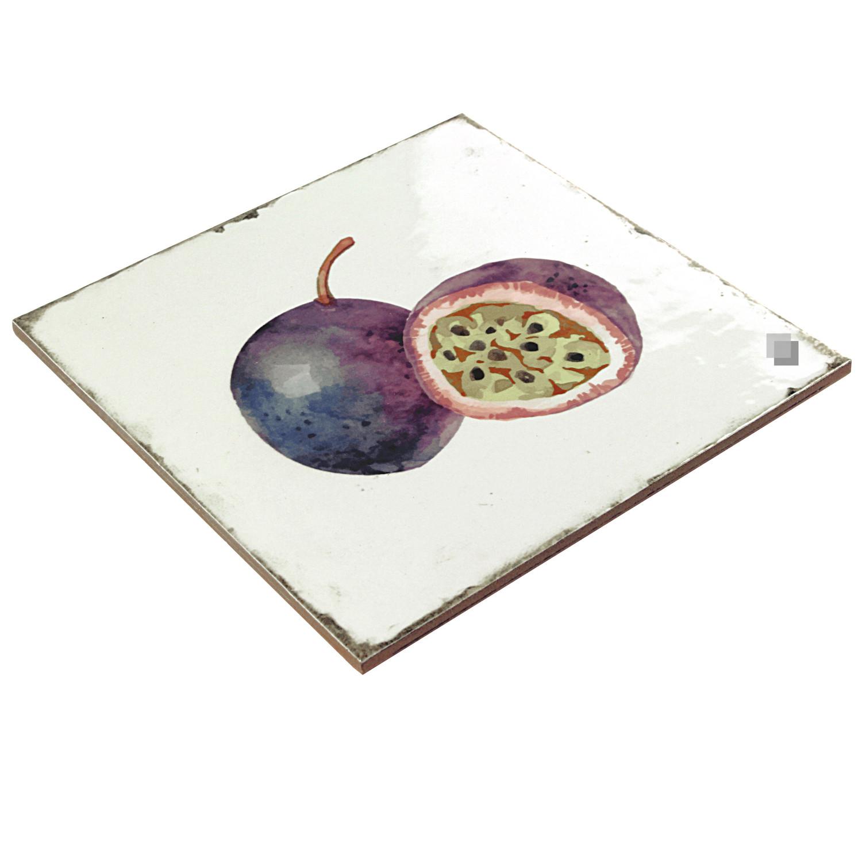 Wandfliese Früchte Mix Küchenfliese Forli fruits decor 1 Set à 4 Stück– Bild 8