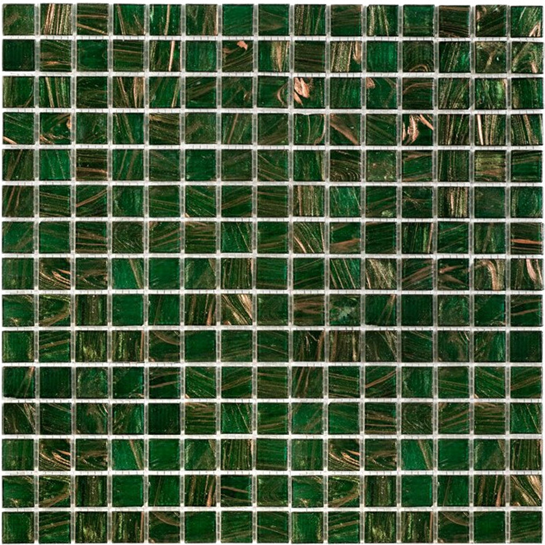 Exklusives Jade Mosaik 043 grün 32,7x32,7 cm – Bild 2
