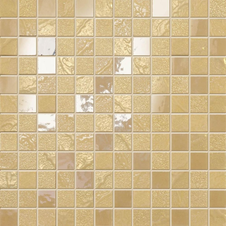 Exclusiv Mosaic Tile yellow Four Seasons Summer 30x30 cm