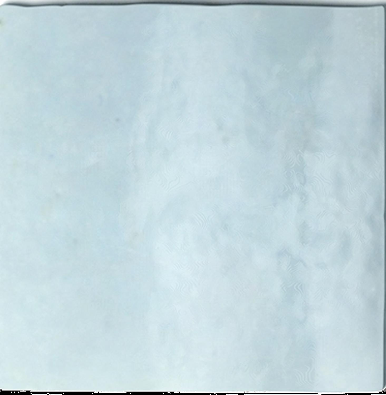 Wandfliese Artisan Aqua Equipe Retrofliese hellblau 13,2x13,2 cm– Bild 2