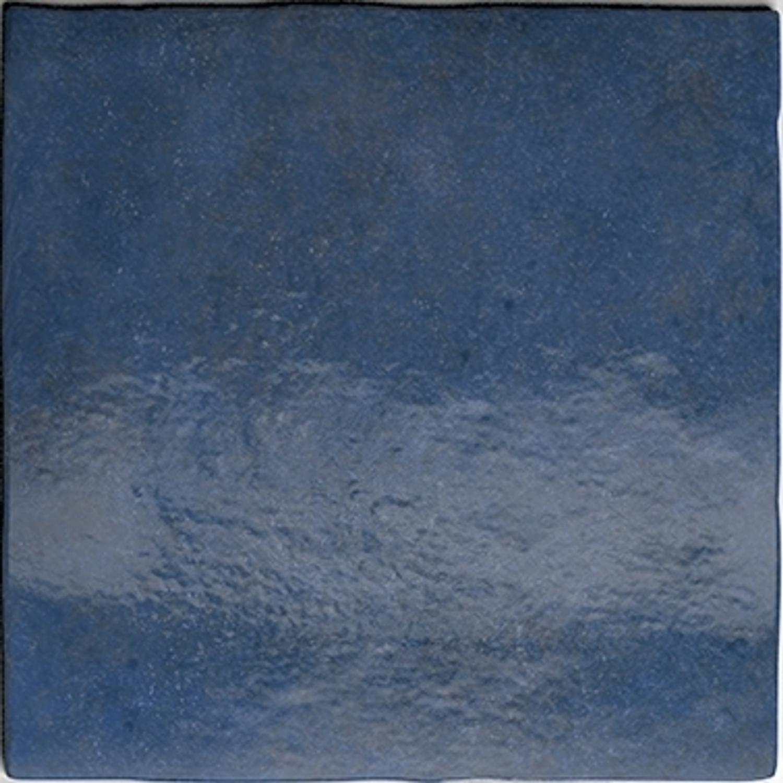 Wandfliese Artisan Colonial Blue Equipe Retrofliese Blau 13,2x13,2 cm– Bild 2